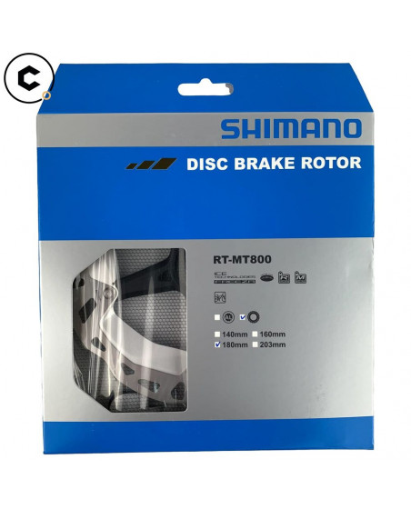 disque shimano center lock