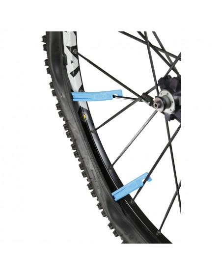 jeu x3 démonte pneus vtt et route