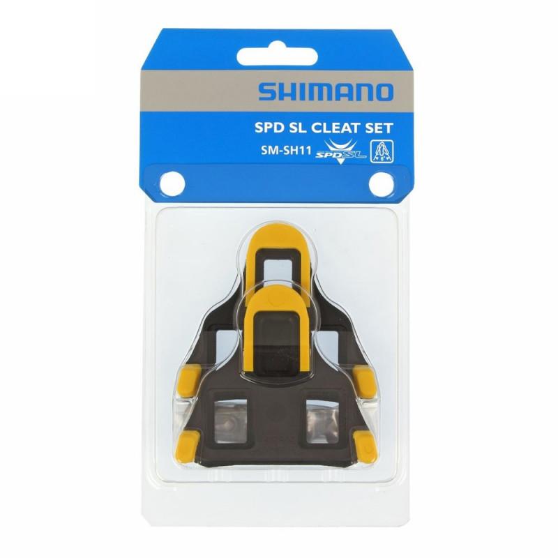 cales shimano sh11