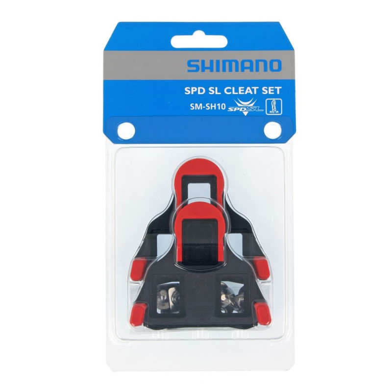 cales shimano sh10