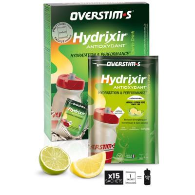 hydrixir antioxydant overstim