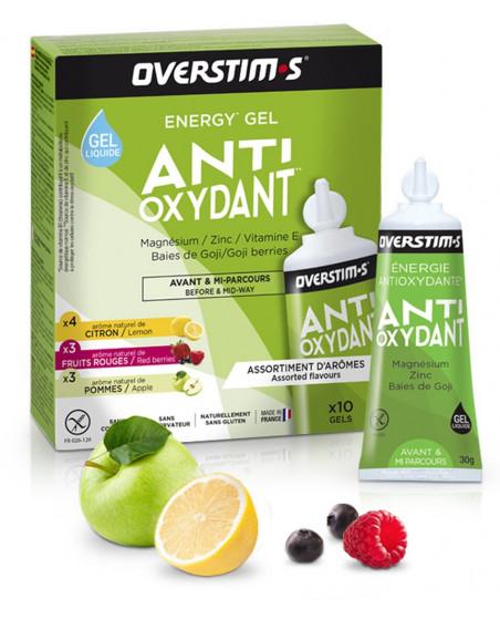 gel sport antioxydant