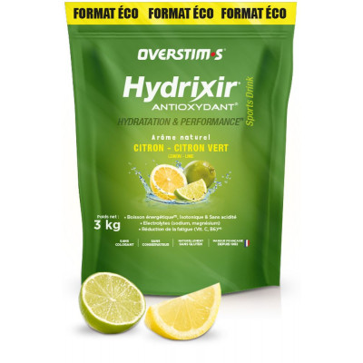 hydrixir 3kg overstims