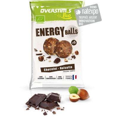 energy balls chocolat