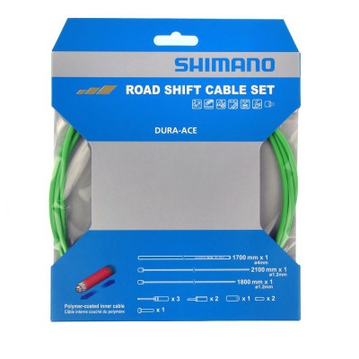 câble dérailleur shimano DURA-ACE Polymère