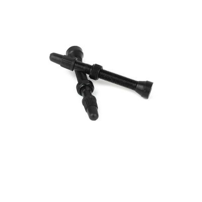 valve presta tubeless noir