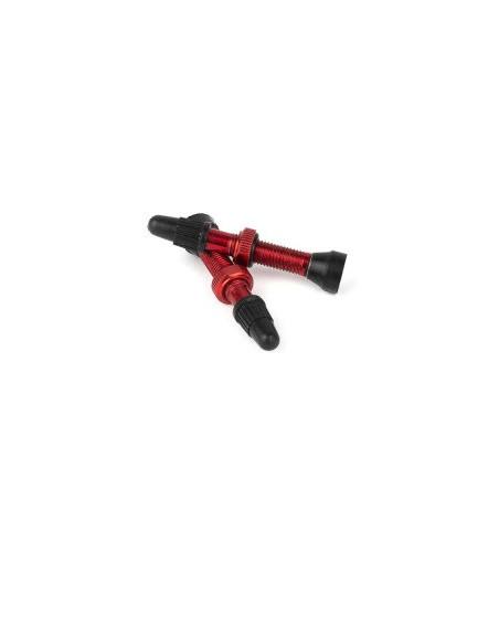 valve tubeless rouge