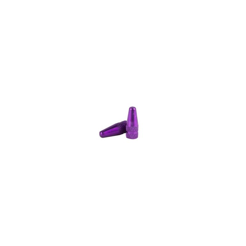 bouchon de valve violet