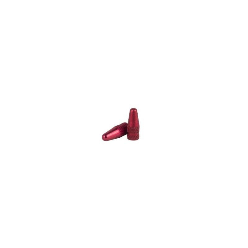 bouchon de valve presta rouge