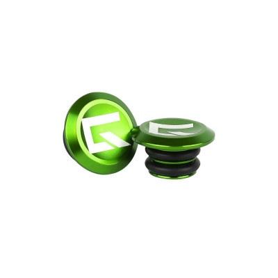 bouchon de cintre vert