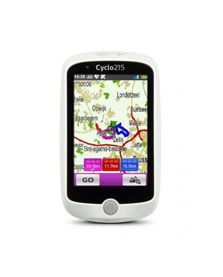 navigateur GPS europe