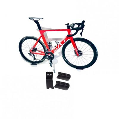 fixation mur vélo