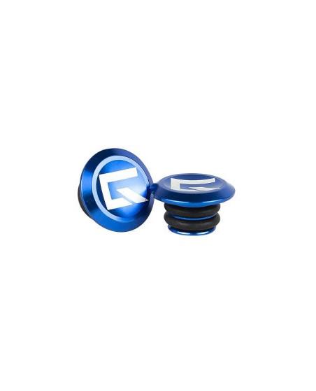 bouchon cintre bleu