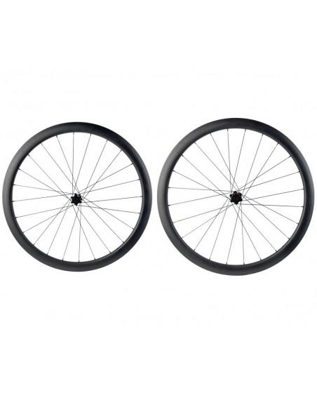 roue carbone disc