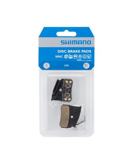 plaquettes de frein shimano n04c
