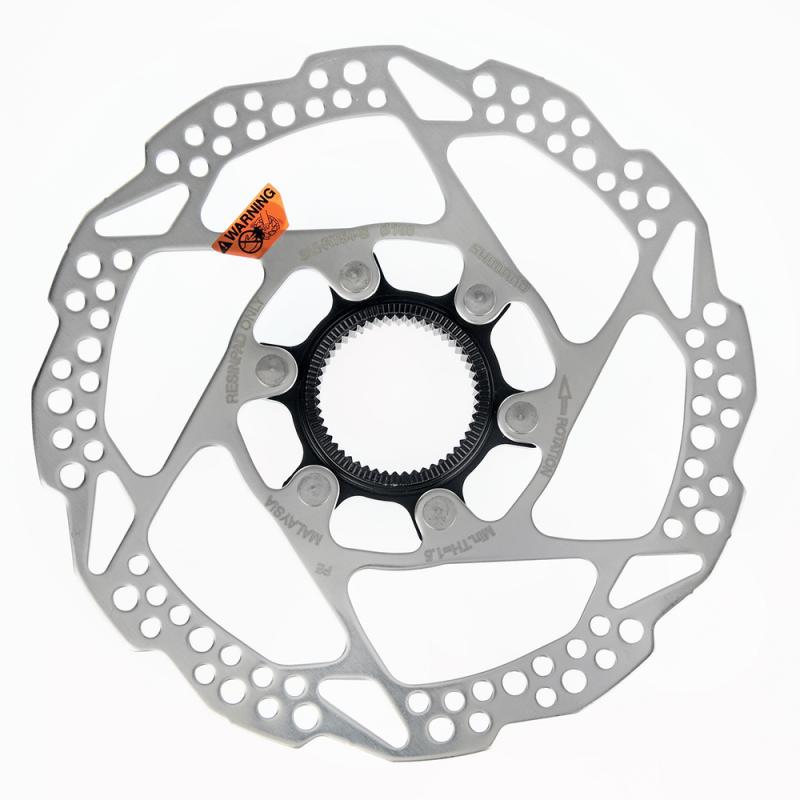 disque Shimano center lock