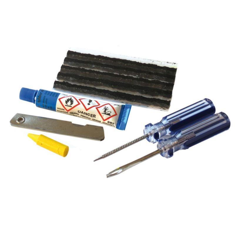 kit réparation tubeless