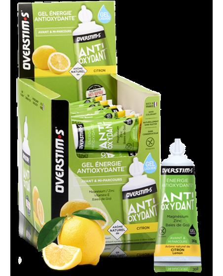 energy gel overstims citron