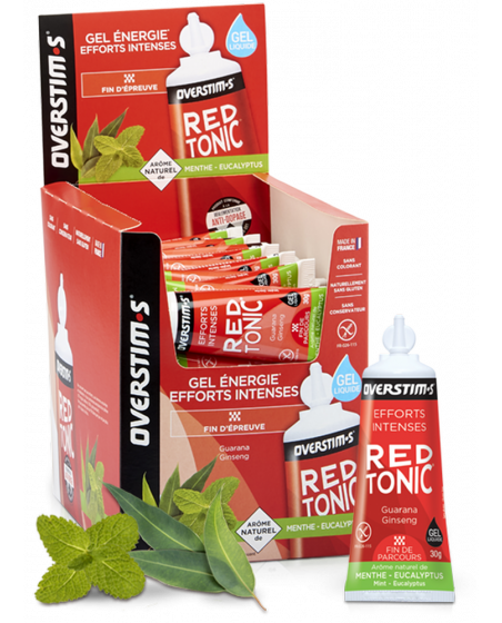 red tonic gel overstims