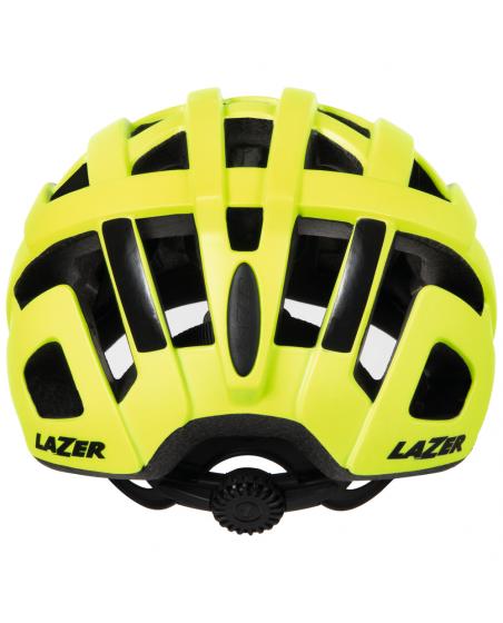 casque jaune vélo