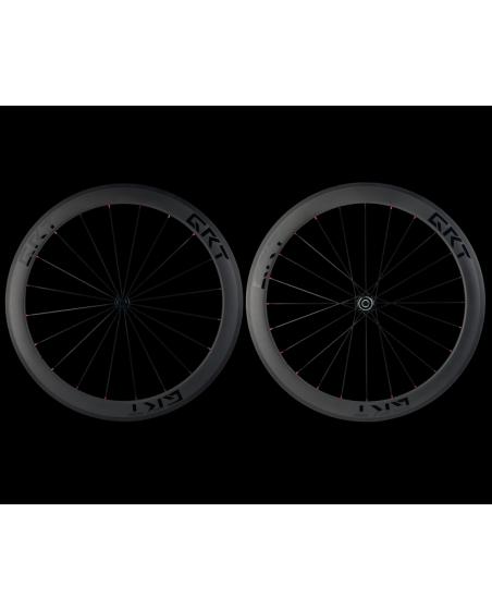 roue carbone 50 boyau